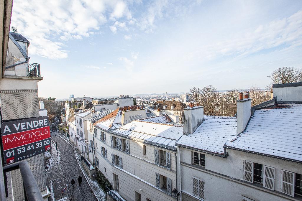 Studio Montmartre – 29 m2 1