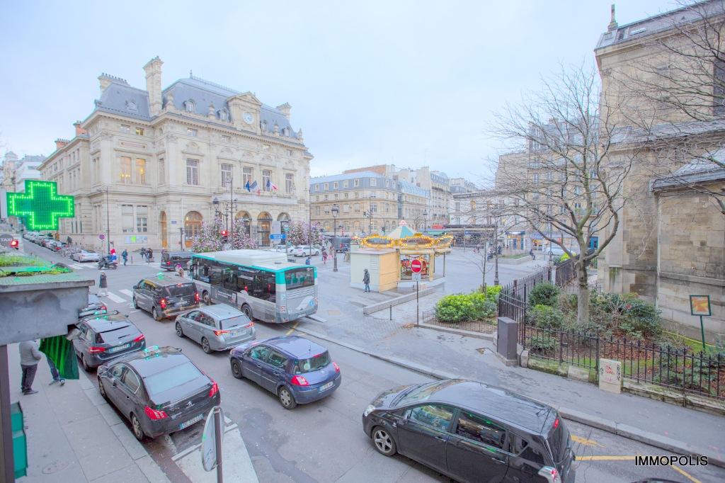 Paris apartment 4 room (s) 88 m2 1