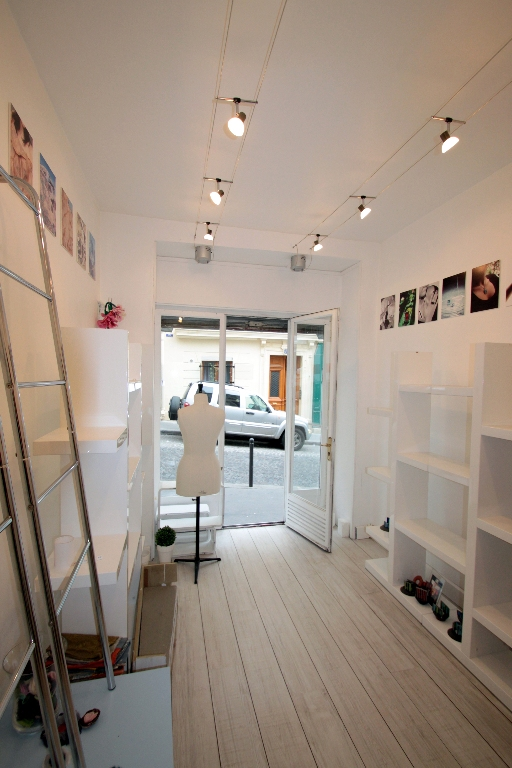 Business at Abbesses: good deal because very low rent and recovery! 5
