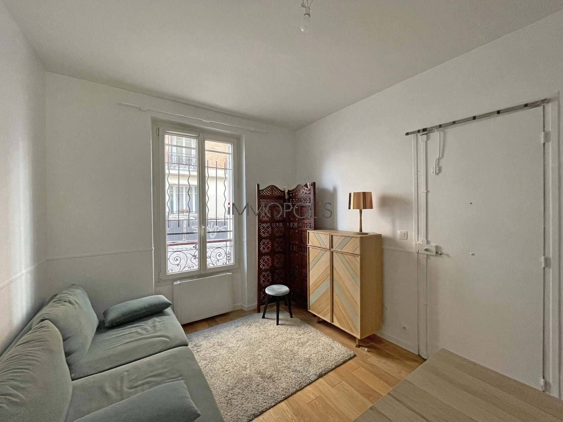 2 charming duplex rooms in Montmartre, rue Gabrielle 2