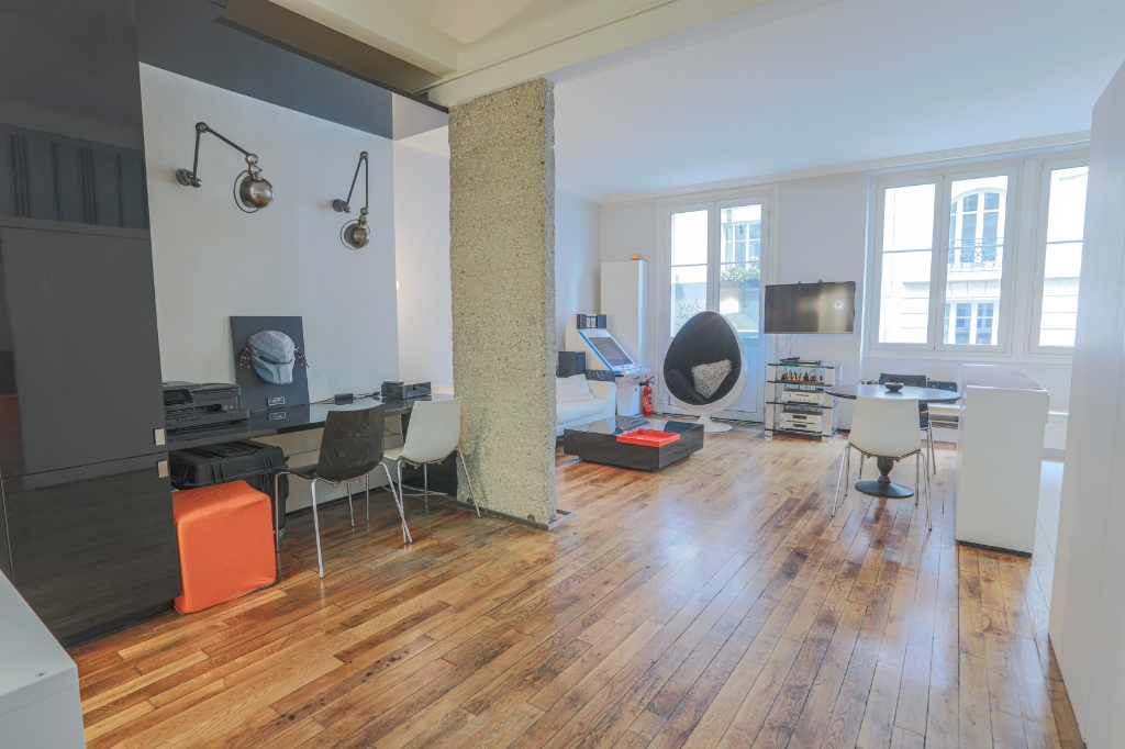 Apartment «loft spirit» Lamarck Caulaincourt district 1