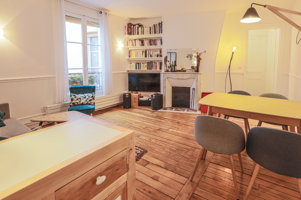 Beautiful 3 rooms Rue Custine 3