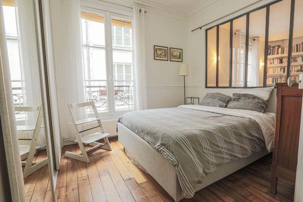 Beautiful 3 rooms Rue Custine 4