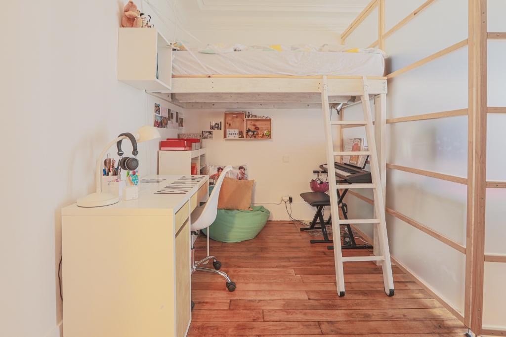 Beautiful 3 rooms Rue Custine 5
