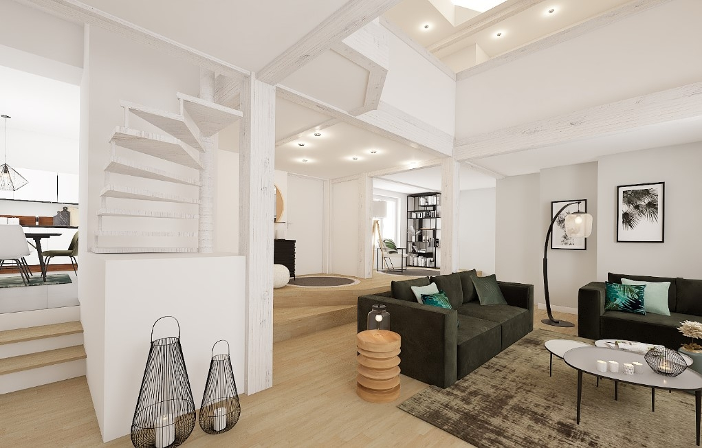 Like a house in the heart of the Abbesses! 1