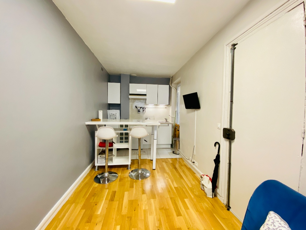 Paris furnished apartment 2 room (s) 30 m2 1