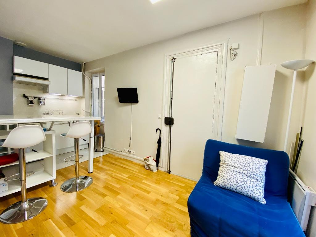 Appartement meublé Paris 2 pièce(s) 30 m2 2
