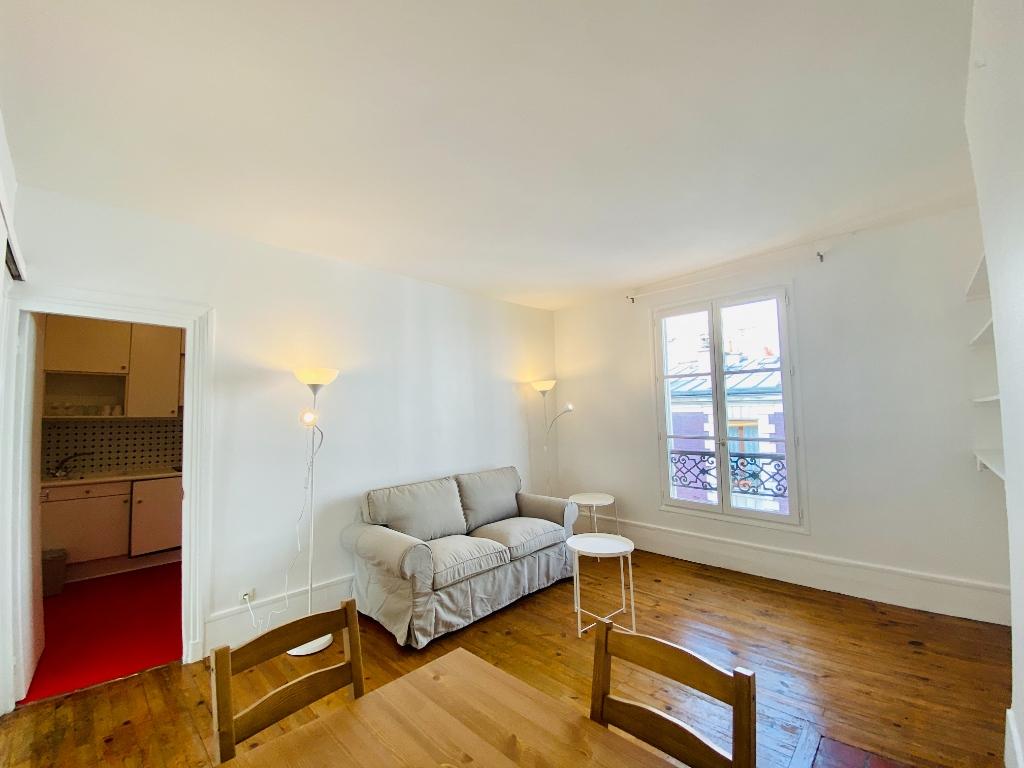 Appartement Paris 2 pièce(s) 34.77 m2 4