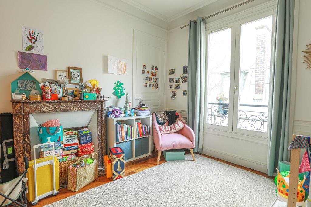 La FOURCHE  proche batignolles – bel appartement 3 pièces 2 chambres – 58,06m² 5