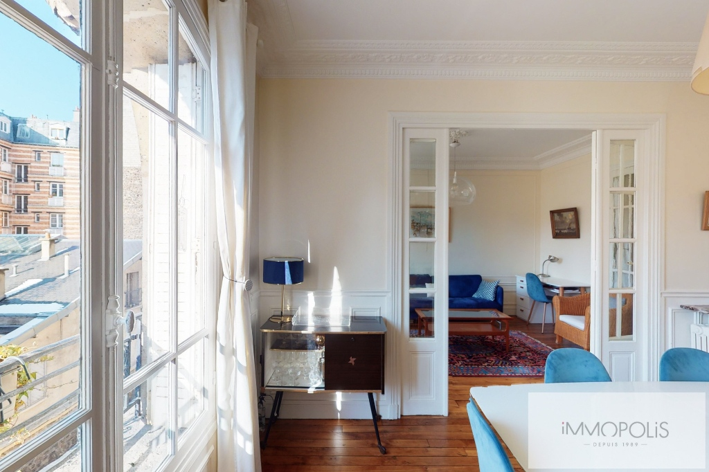 Rue des Willows Apartment Paris 3 Room (s) / 2 bedrooms 66m2 4