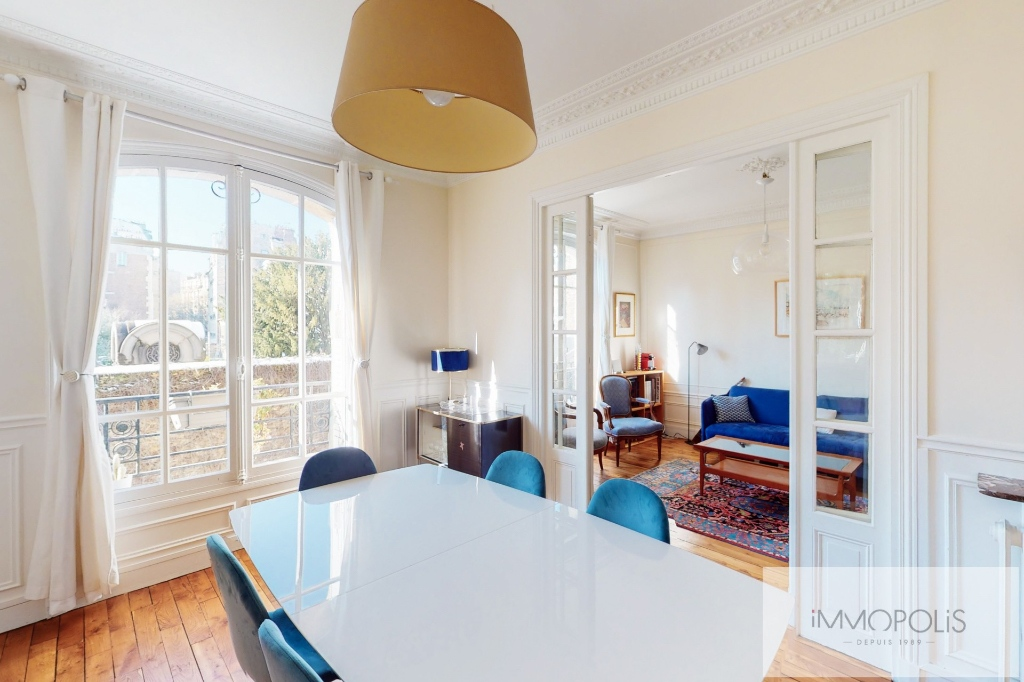 Rue des Willows Apartment Paris 4 Room (s) / 2 bedrooms 66m2 2