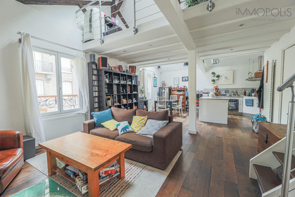 Garibaldi – Apartment Esprit Loft 107m² 1