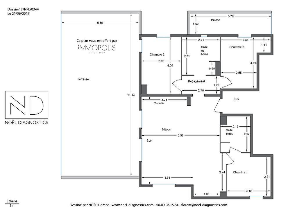Apartment 4P Saint Denis / Pleyel Last floor + terraces + 2 parking spaces! 3