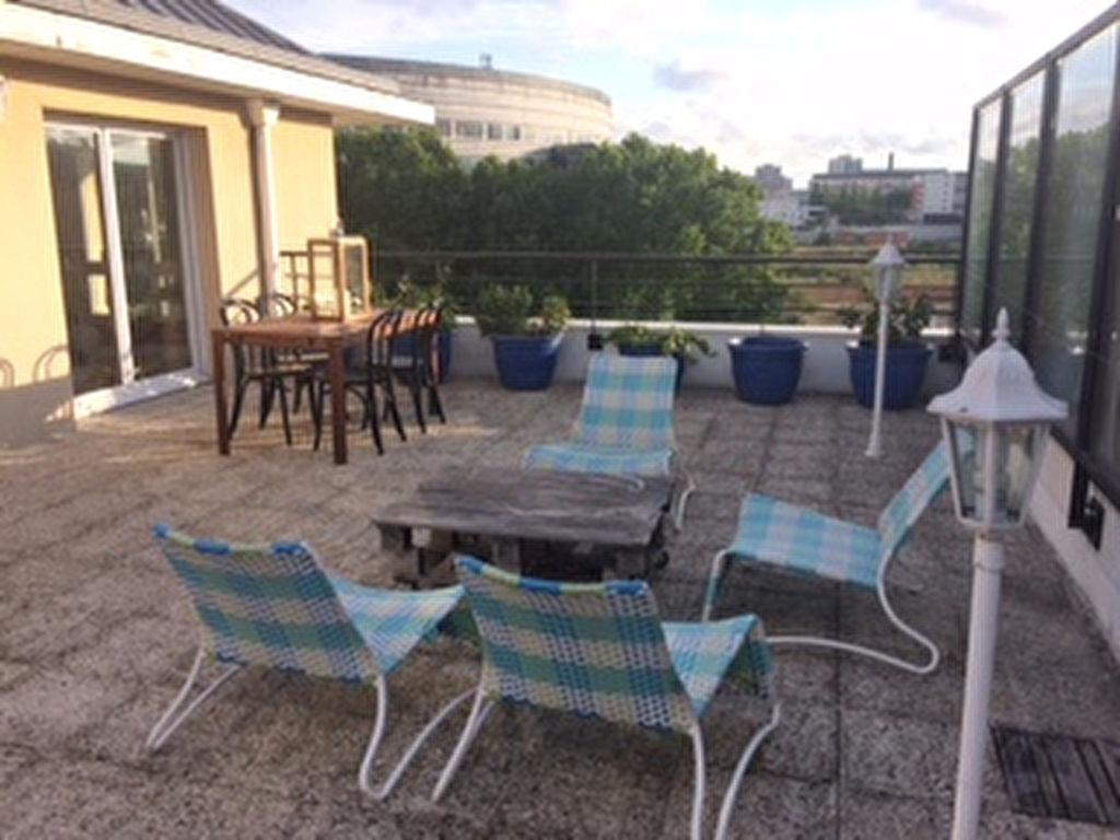 Apartment 4P Saint Denis / Pleyel Last floor + terraces + 2 parking spaces! 5