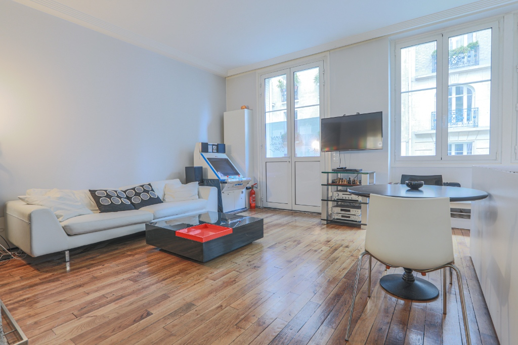 Apartment «Spirit Loft» district Lamarck Caulaincourt 1