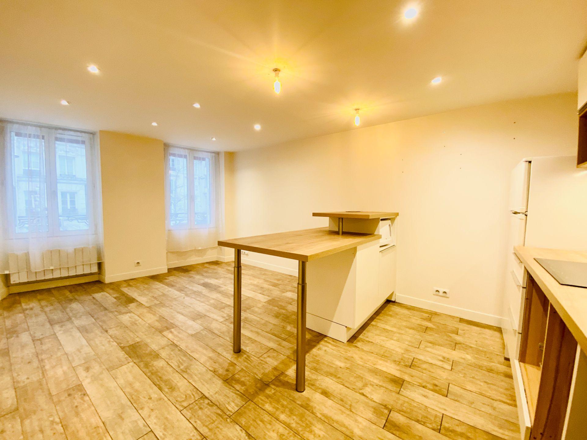 Appartement Paris 2 pièce(s) 34.9 m2 2