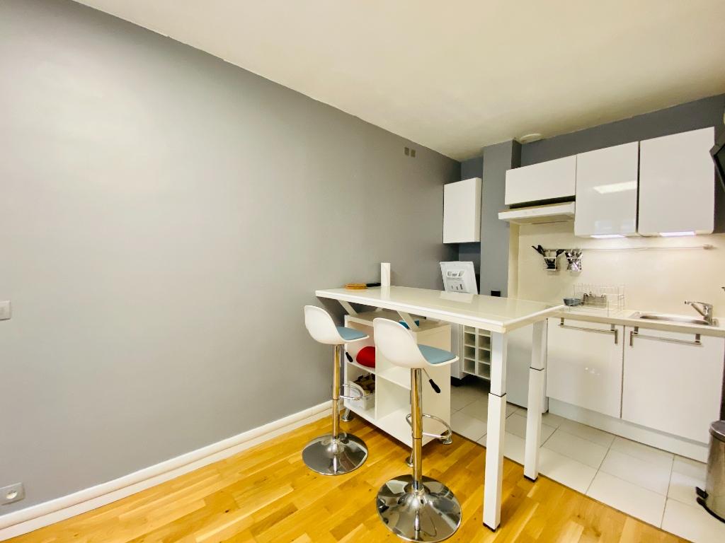 Furnished Apartment Paris 2 Room (s) 30 m2 7