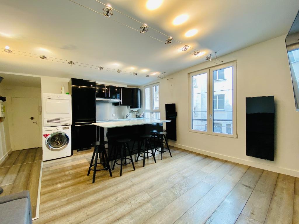 Apartment Paris 2 Room (s) 47 m2 2