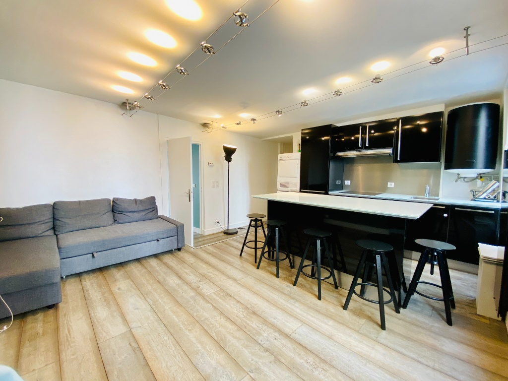 Apartment Paris 2 Room (s) 47 m2 3