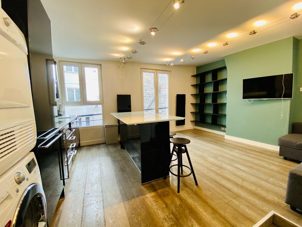 Apartment Paris 2 Room (s) 47 m2 4
