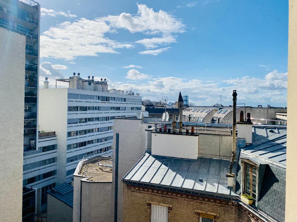 Appartement Paris 2 pièces meublé 32 m2 2