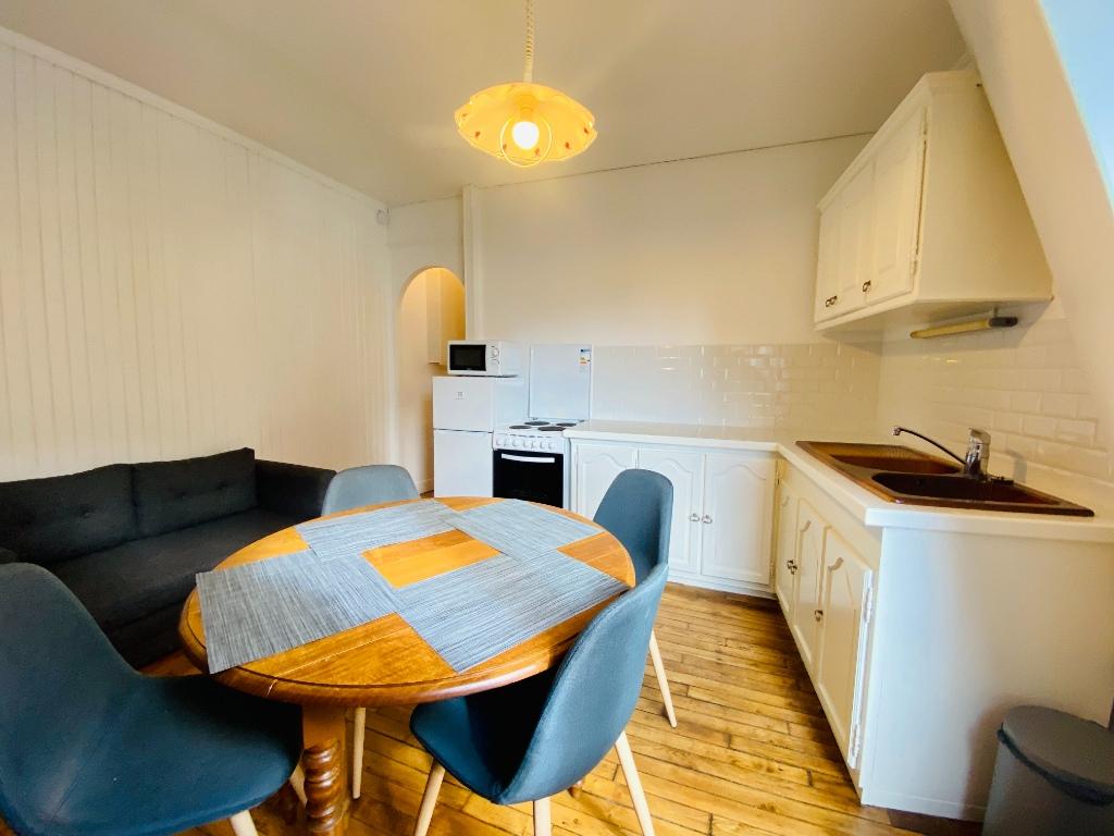 Appartement Paris 2 pièces meublé 32 m2 4