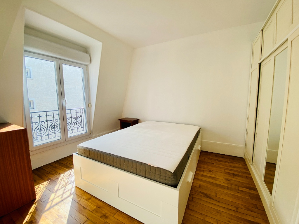 Appartement Paris 2 pièces meublé 32 m2 6