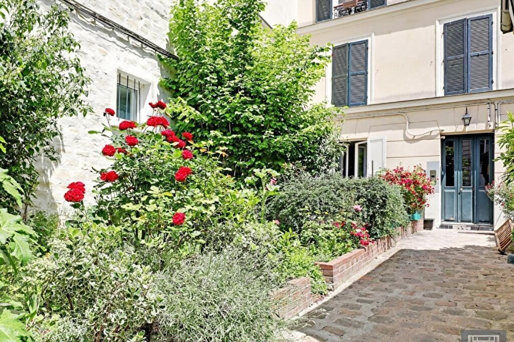 2 piece (s) Charming rooms in the heart of Montmartre 1