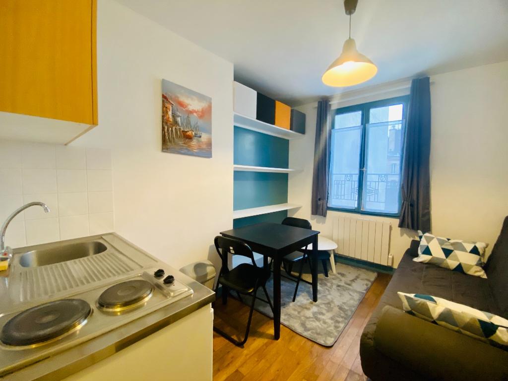 Apartment Paris 18 – 1 piece (s) – 13 m2 3