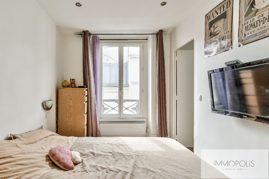 Village Ramey – Muller Street Very nice two rooms of 34m² 11