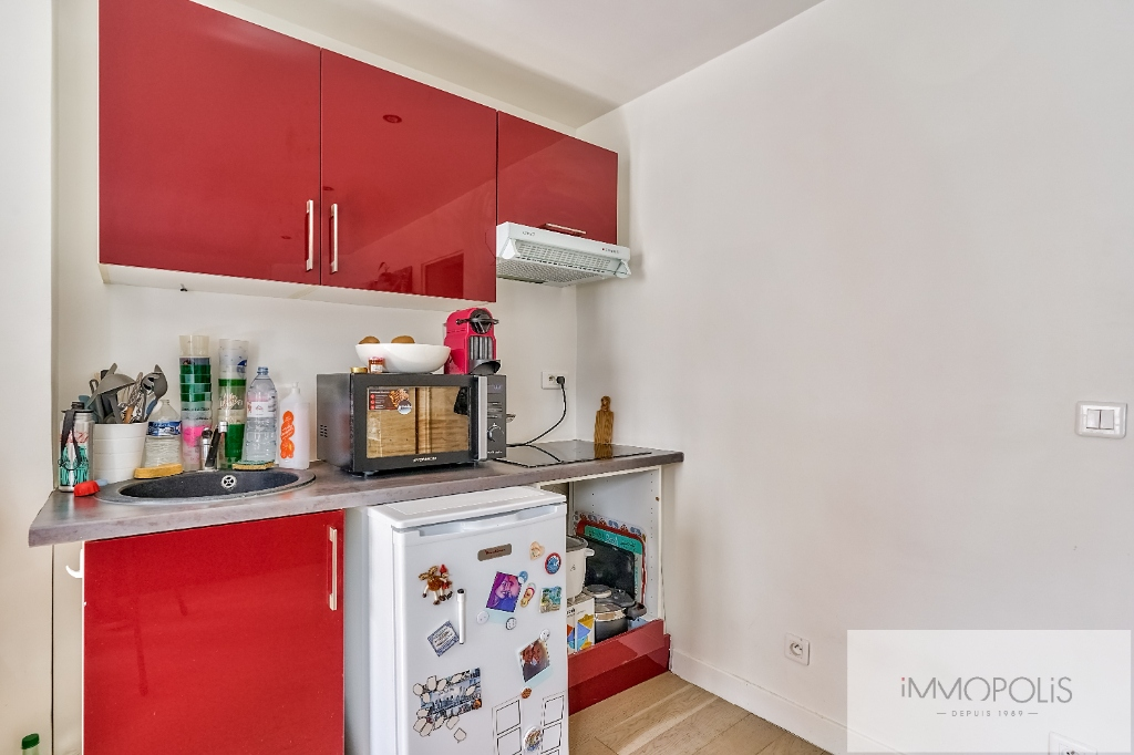 Village Ramey – Muller Street Very nice two rooms of 34m² 13