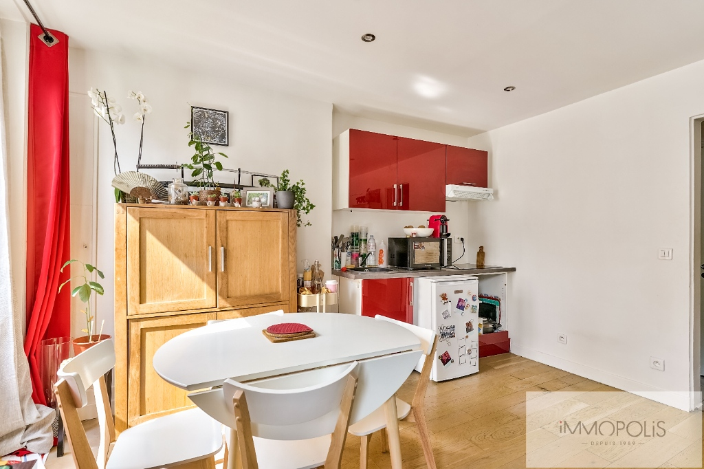 Village Ramey – Muller Street Very nice two rooms of 34m² 14