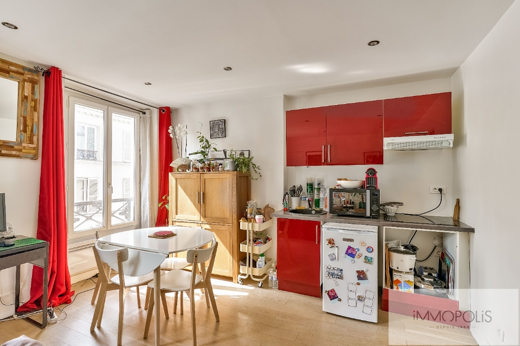Village Ramey – Muller Street Very nice two rooms of 34m² 16