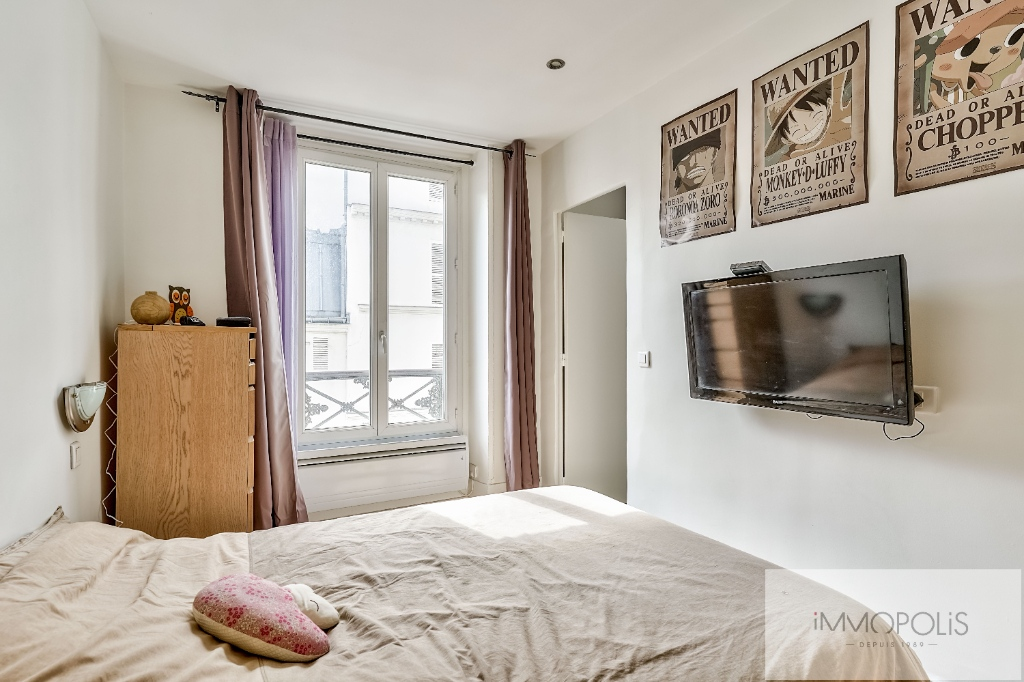 Village Ramey – Muller Street Very nice two rooms of 34m² 3