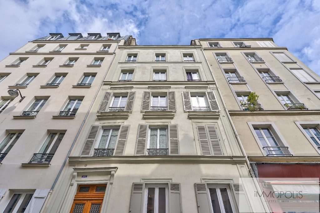 Village Ramey – Muller Street Very nice two rooms of 34m² 5