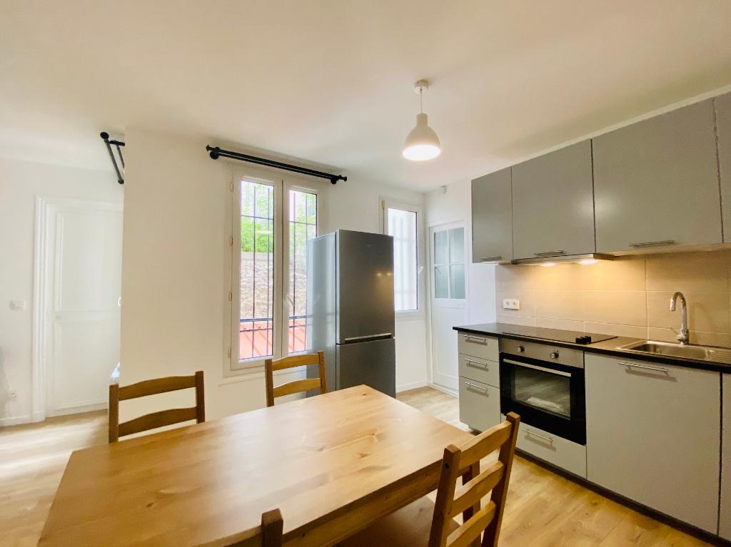 2 rooms furnished Montmartre 5
