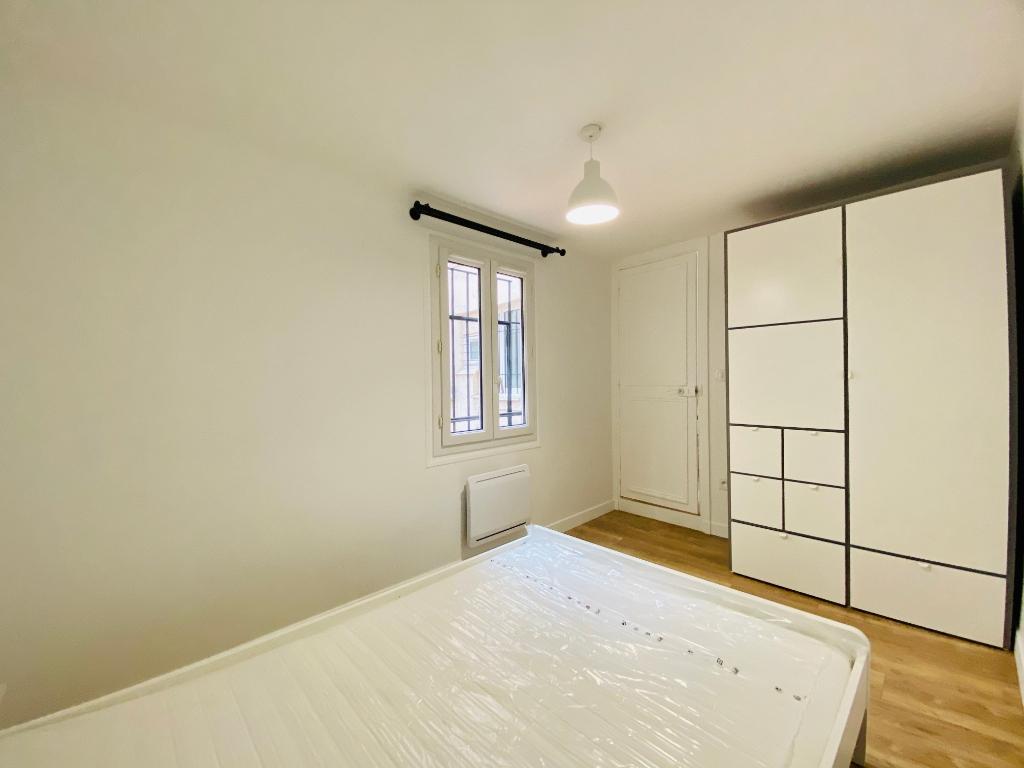 2 rooms furnished Montmartre 6