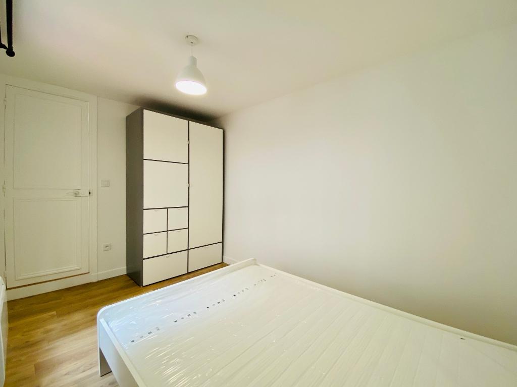 2 rooms furnished Montmartre 7
