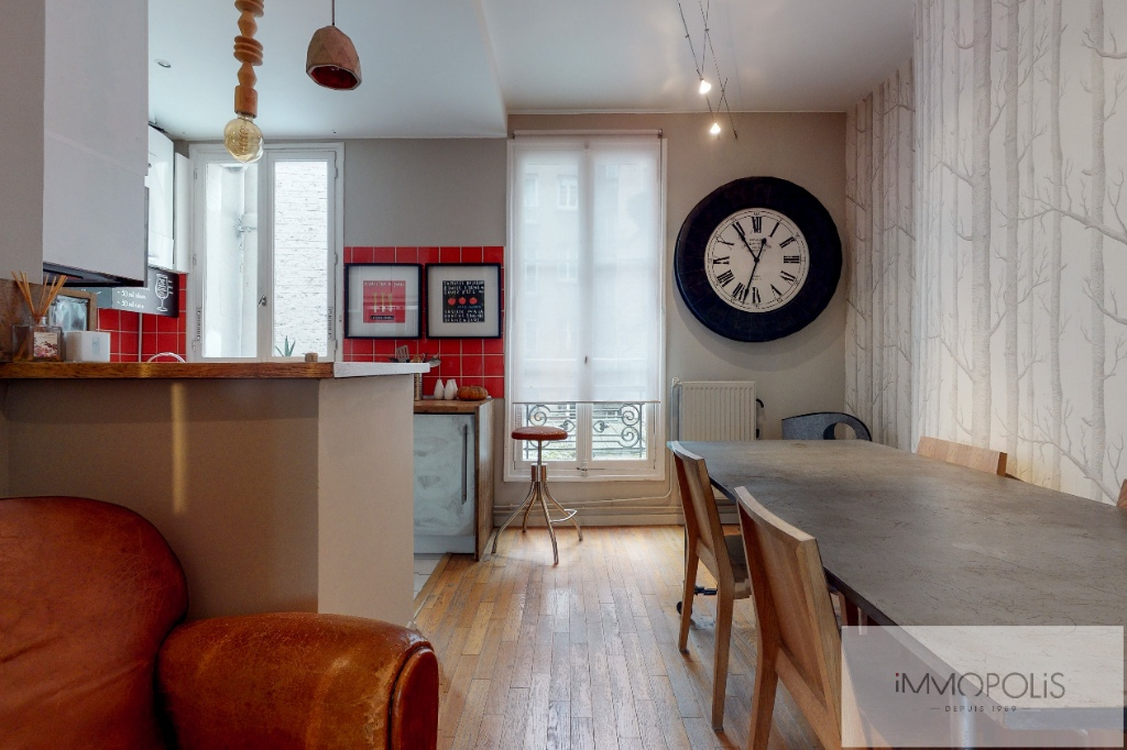 Charming apartment in the heart of Abbesses. 3