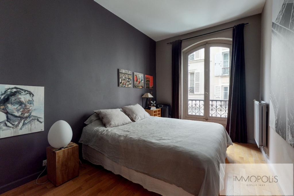 Charming apartment in the heart of Abbesses. 4