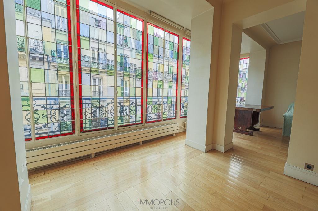 Guy Môquet –  Appartement de charme 3 pièces 56.5 m2 1
