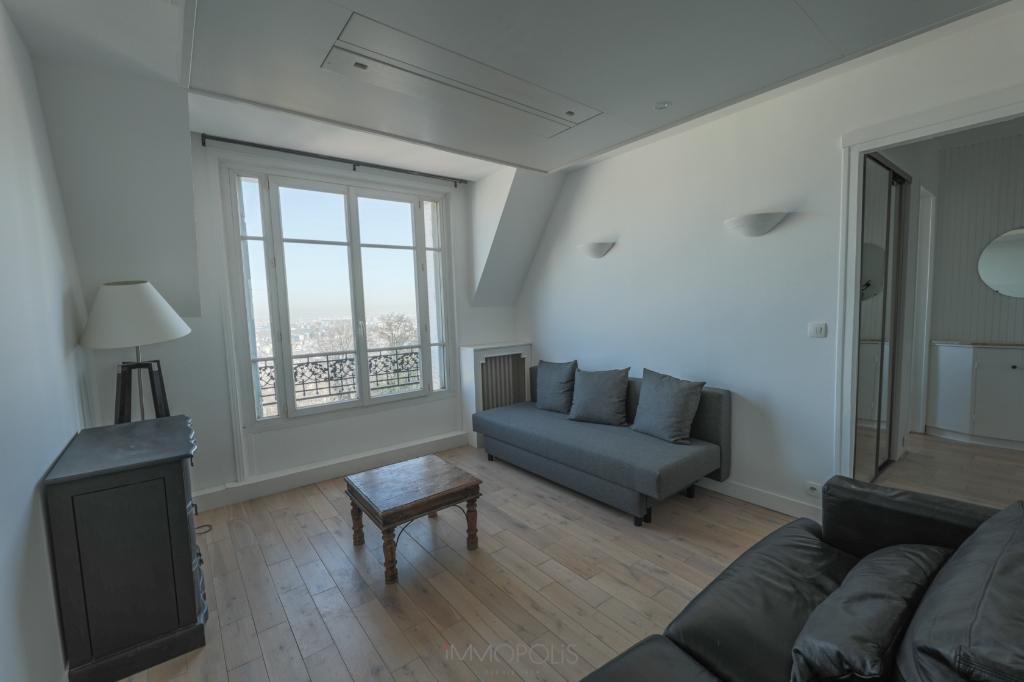 Appartement Paris 1 pièce(s) 26 m2 2