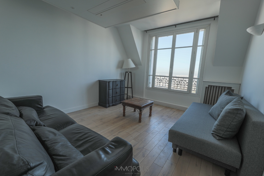 Appartement Paris 1 pièce(s) 26 m2 3