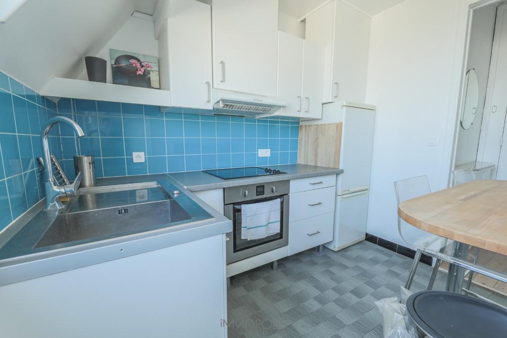 Appartement Paris 1 pièce(s) 26 m2 7