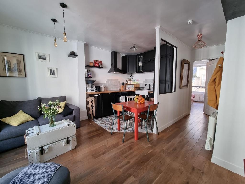 Appartement Paris 2 / 3 Pièces de 38 m2,» Coup de Coeur» assuré!!! 1