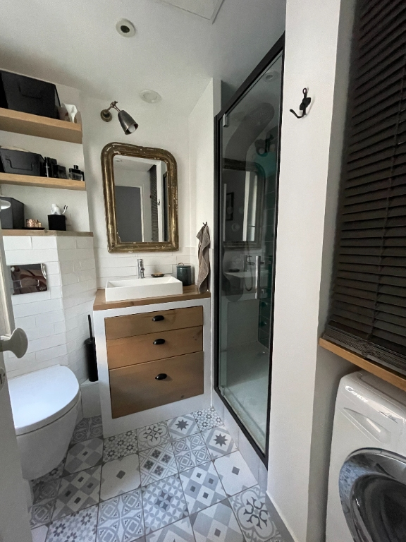 Appartement Paris 2 / 3 Pièces de 38 m2,» Coup de Coeur» assuré!!! 11