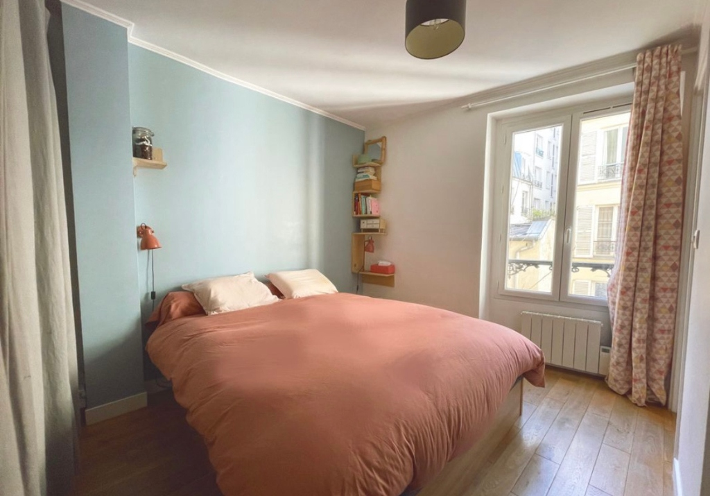 Appartement Paris 2 / 3 Pièces de 38 m2,» Coup de Coeur» assuré!!! 6