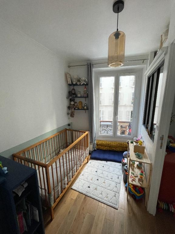 Appartement Paris 2 / 3 Pièces de 38 m2,» Coup de Coeur» assuré!!! 9