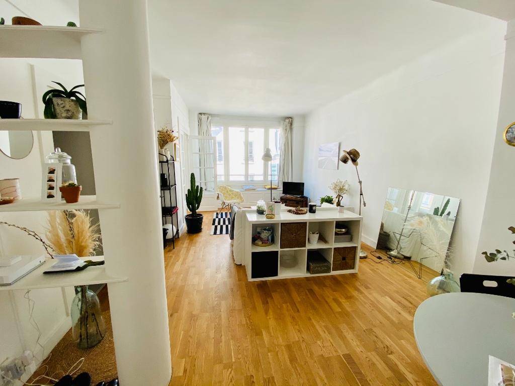 Appartement 2P Meublé 46.12m²  Sacré Coeur 1