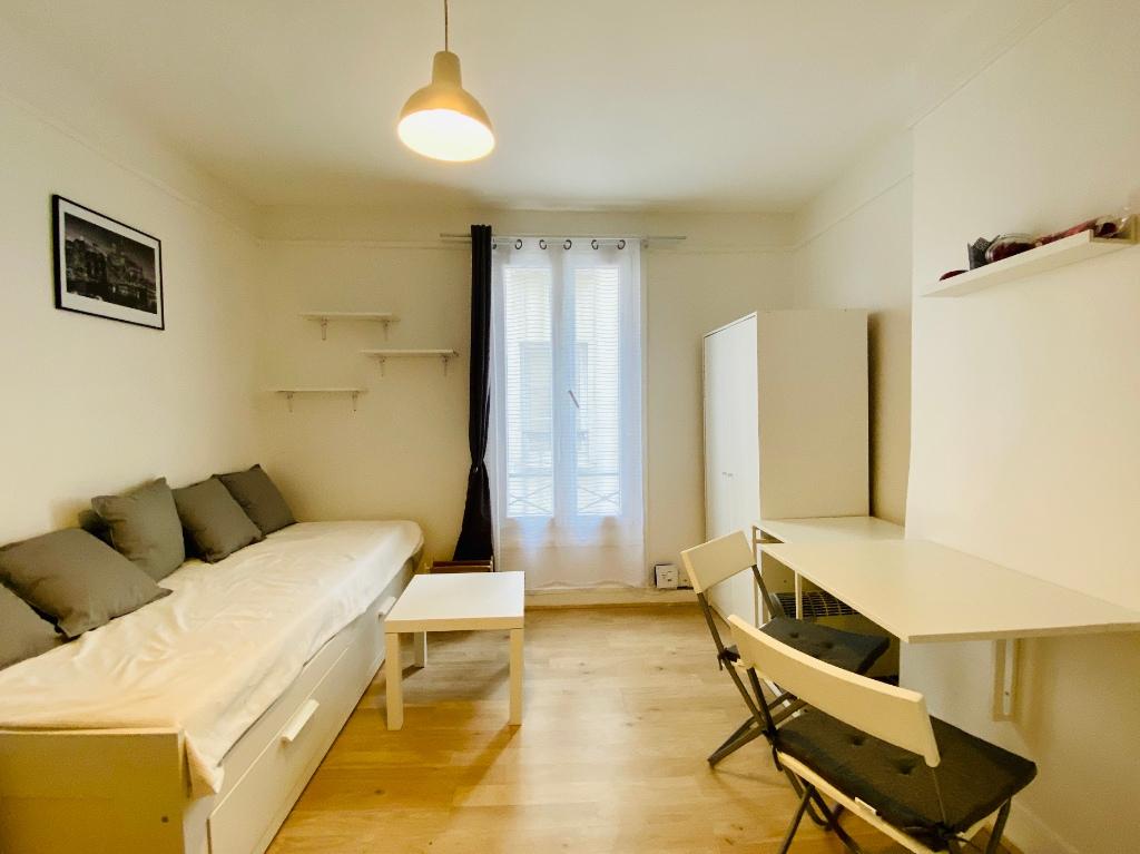 Appartement PARIS 18 ème – 1 pièce(s) – 16 m2 7